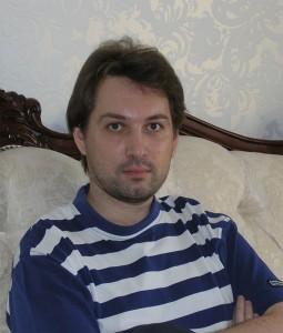 Журналист Денис Бессонов, стихи, интервью