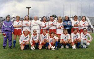 Футбольная команда эстрадных звёзд «Старко» 1991-2000 г.