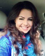Рената Камалова: я лихой водитель…