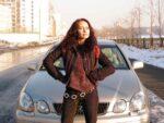 Марина Хлебникова: у меня не машина, а космический корабль!