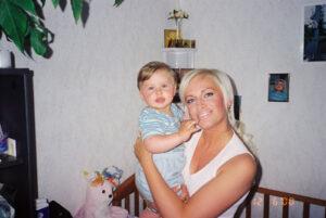 Семейное фото Натальи Гулькиной