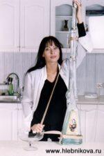Марина Хлебникова: для счастья в доме нужны любовь и уют