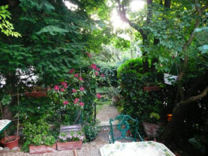 Сад Дидье Маруани