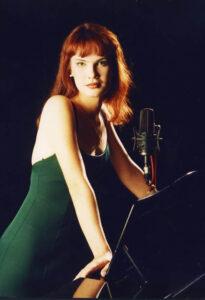 Джазовая певица Яна Тюлькова. Berklee College.