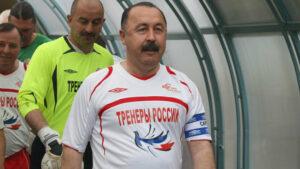 Станислав Черчесов и Валерий Газзаев