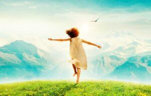 Радостно на сердце, и душа поет