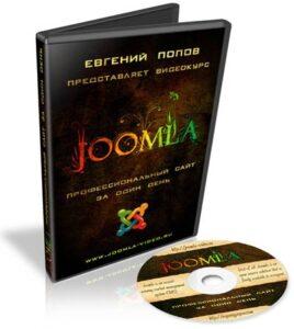 """Курс """"Joomla - Профессиональный сайт за один день"""""""