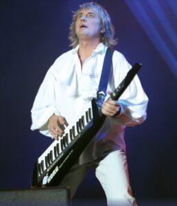 Музыкант Андрей Моргунов