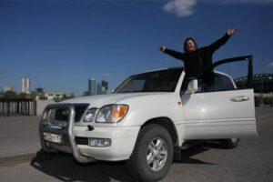Гия Гагуа (Экс-ББ), авто