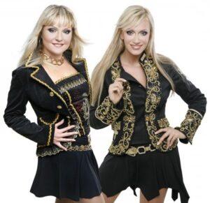 Маргарита Суханкина и Наталия Гулькина (Мираж)