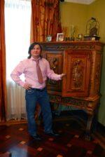 Гия Гагуа: мой дом – это семейный очаг