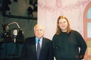 Виктор Степанович Черномырдин и Олег Гуртовой