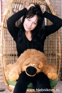 Марина Хлебникова, мягкие игрушки, дом
