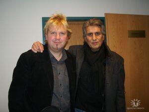 Олег Гуртовой и Тото Кутоньо