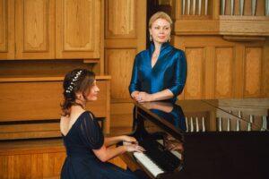 Наталья и Елена Ольховские