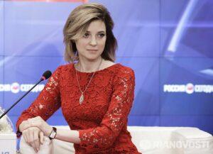 Прокурор Крыма Наталья Поклонская. Фото - РИА Новости