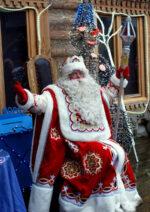 Дед Мороз с горячим сердцем