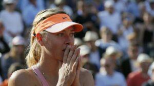 ITF дисквалифицировала Марию Шарапову на два года.
