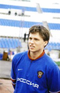 Футболист Игорь Семшов