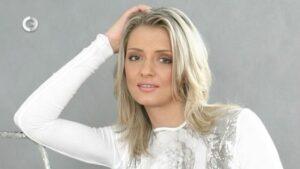 Звезда легкой атлетики Марина Купцова