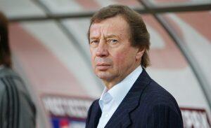 Тренер Юрий Семин, футбол