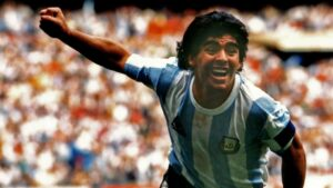 Диего Марадона. Чемпионат мира-86