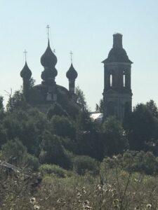 Храм в деревне