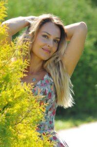 Актриса Ольга Фадеева, здоровый образ жизни