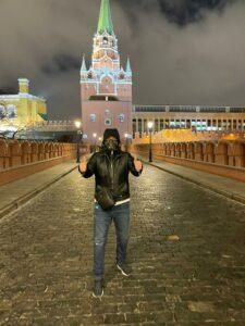 Сергей Пудовкин, новый год