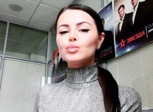 Телеведущая Рената Камалова, Новый год, пожелание