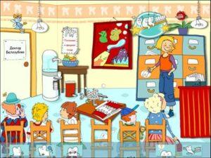 Игра «Хочу быть доктором. Здоровые зубки»