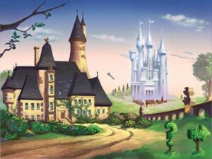 "Игра ""Принцессы. Дворец для Золушки"""