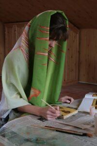 Светлана Фатьянова, иконописец