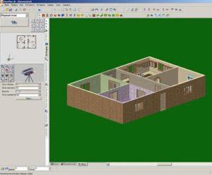 """Диск """"FloorPlan3D. Дизайнер интерьеров. Версия 10. DELUXE"""""""